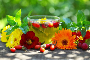 Ягоды Годжи, травяные чаи