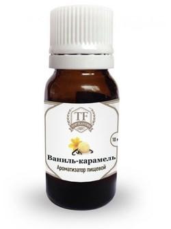 """Ароматизатор пищевой """"Ваниль-карамель"""" Top Flavors 10мл"""