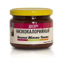 """Десерт Вишня-Яблоко-Тыква """"Мир Ягод"""" 300г"""