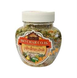 """Вкусная соль ( 12 овощей и трав ) """"Costa del"""" 400г"""
