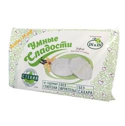 """Зефир ванильный со стевией """"Умные Сладости"""" 150г"""